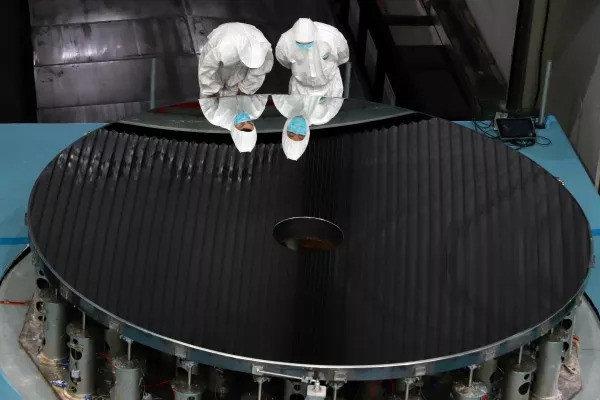 长春光机:4米量级反射镜将实现应用